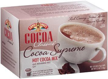 Land O'Lakes® Cocoa Classics® Supreme Hot Cocoa Mix 5.3 oz Box