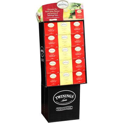 Twinings® English Breakfast Tea/ Earl Grey Tea 50 ct. Display