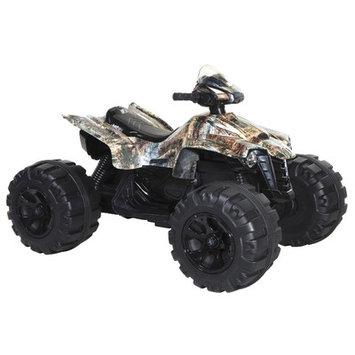 Dynacraft Surge Camo Mega Battery Powered ATV