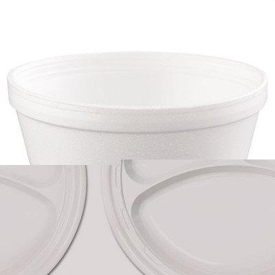 Amrep 12 oz. Foam Bowl (Set of 1000)