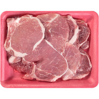 Smithfield Assorted Thin Cut Pork Loin Chops 7 ct Tray
