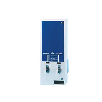 Hospeco E-Vendor Sanitary Napkin/Tampon Dual-Channel Feminine