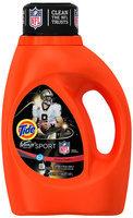 Tide Plus Febreze Freshness Sport Victory Fresh Scent High Efficiency Liquid Laundry Detergent 50 fl. oz. Bottle