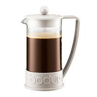 Bodum Brazil 8-Cup French Press Coffee Maker 34oz White 10938913B