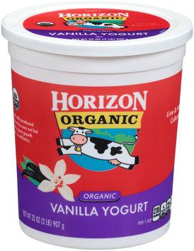 Horizon Organic® Vanilla Yogurt 32 oz. Tub