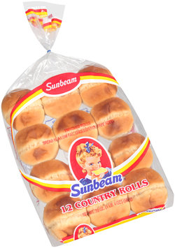 Sunbeam® Country Rolls 12 ct Bag