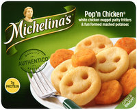 Michelina's® Pop'n Chicken® 4.5 oz. Tray