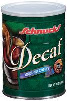 Schnucks Decaf Ground Coffee 13 Oz Can