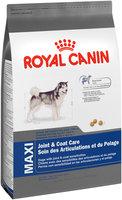 Royal Canin Maxi Joint & Coat Care Dog Food 30 lb. Bag