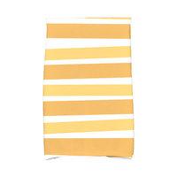 E By Design Hanukkah Stripes Hand Towel Color: Gold