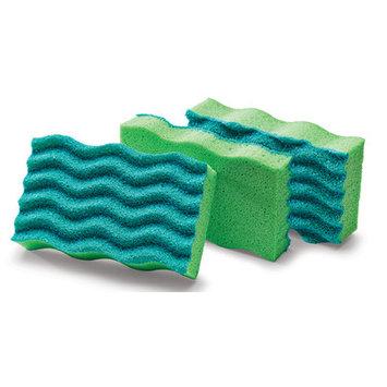 Libman Antibacterial Scrub Sponge 3 Pack