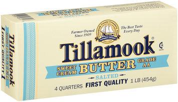Tillamook® Sweet Cream Salted Butter 1 lb. Box