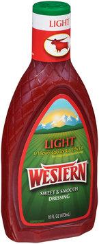 Western® Light Dressing 16 fl. oz. Plastic Bottle