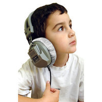 Buhl HygenX Sanitary Headphone Covers for Over Ear Headsets