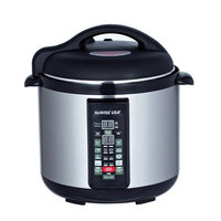 Gowise Usa 8-Quart Pressure Cooker/Slow Cooker