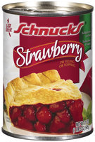 Schnucks Strawberry Pie Filling Or Topping 21 Oz Can