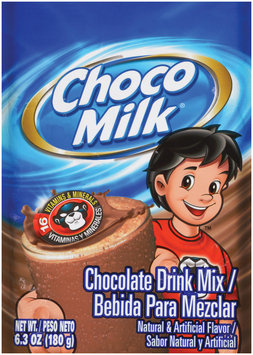 Choco Milk® Chocolate Drink Mix