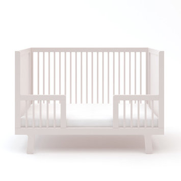 Oeuf Sparrow Conversion Kit Crib Date of Manufacturer: After January 2011, Finish: Petal