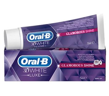 Oral-B® 3D White Luxe Glamorous Shine Toothpaste