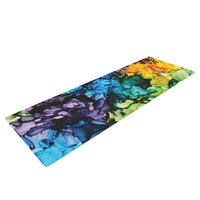 Kess Inhouse Gra Siorai by Claire Day Yoga Mat