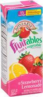 Apple & Eve® Fruitables® Strawberry Lemonade Fruit & Vegetable Juice 8 ct Pack