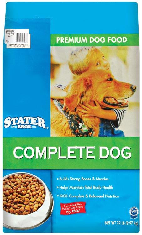 Stater Bros Dog Food