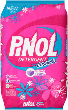 Pinol® Floral Aroma Powder Laundry Detergent 63.5 oz. Bag