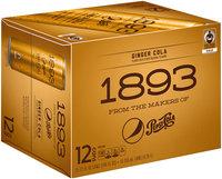 1893 Ginger Cola 12-12 fl. oz. Cans