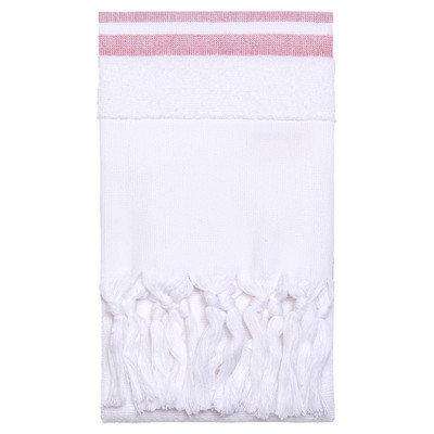 Nine Space Soft Terry Hand Towel, 35x19.5, Green, 1 ea