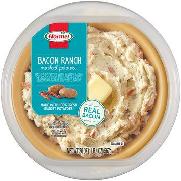 Hormel™ Country Crock®   Bacon Ranch Mashed Potatoes 20 oz. Tub