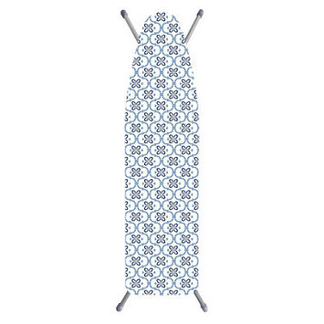 Deluxe Extra Thick Ironing Board Cover Hydrofoil Blue