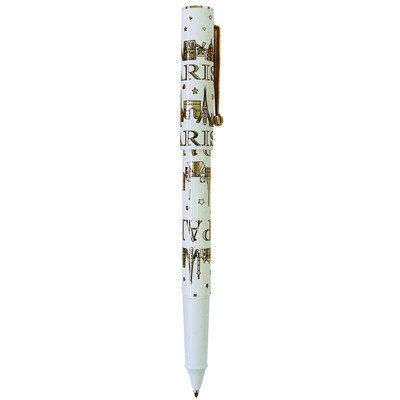 Mierco Paris Ballpoint Pen Color: Gold