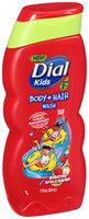 Dial® Kids Bursting Apple Rapids™ Body + Hair Wash