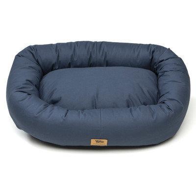 West Paw Design West Paw Cotton Bumper Dog Bed Cobalt XL