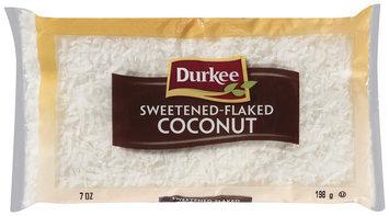 Durkee Sweetened Flaked Cocnunt 7 Oz Bag