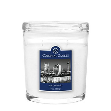 Colonial Candle Cities San Antonio Jar Candle