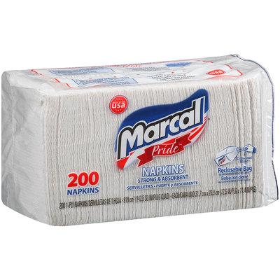 Marcal® Pride™ Napkins 200 ct. Bag