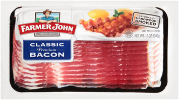 Farmer John™ Classic Bacon 12 oz. Pack