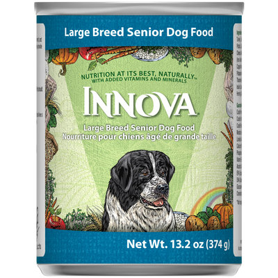 INNOVA Large Breed Senior Dog Food 13.2 oz. Can