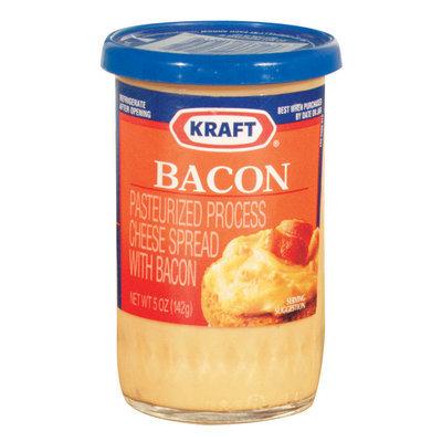 Kraft Cheese Spreads W/Bacon Cheese Spread 5 Oz Jar