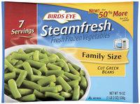 Birds Eye Steamfresh Family Size Fresh Frozen Vegetables Green Beans 19 Oz Bag