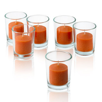 Light In The Dark Orange Mandarin Scented Votive Candles (Set of 72)