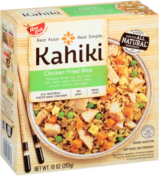 Kahiki® Chicken Fried Rice Frozen Entree 10 oz. Box