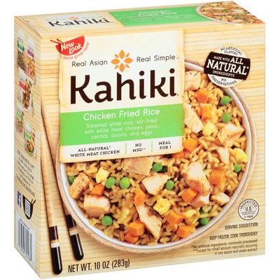 Kahiki® Chicken Fried Rice Frozen Entree 10 oz. Box
