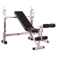 Phoenix Health & Fitness 98220 - Power Bench Weight Bench