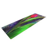 Kess Inhouse Arabesque Tulip by S. Seema Z Yoga Mat