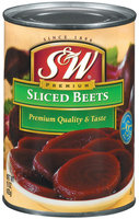 S&W® Sliced Beets 15 oz. Can