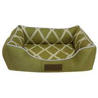 Home Dynamix Comfy Pooch Bed Bolster Size: Large (28