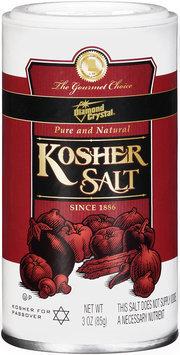 Diamond Crystal® Kosher Salt 3 oz.