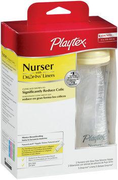 Playtex® Nursers with Drop-In™ Liners 2 Nursers, 5 Liners